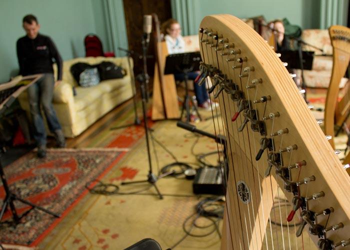 Harps in Annesbrook