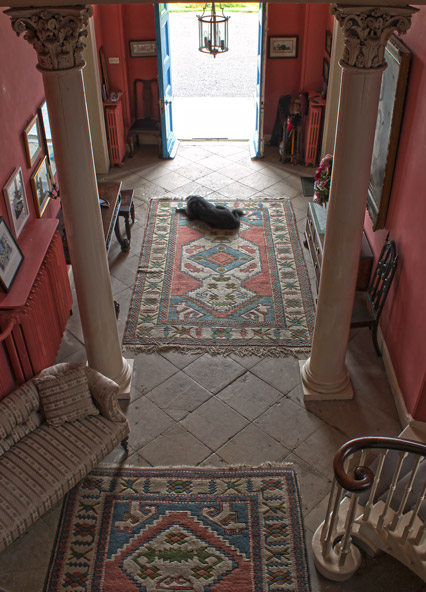Annesbrook Front hall