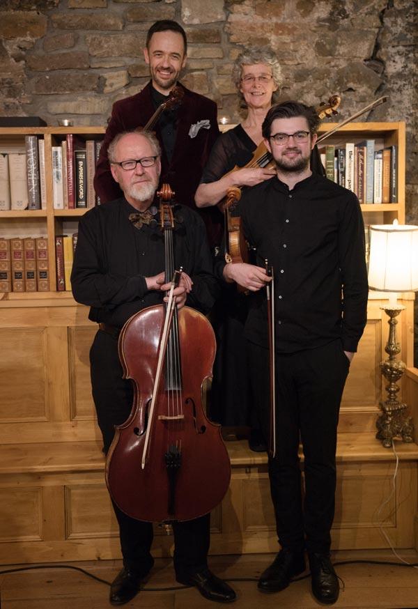 Delmaine String Quartet