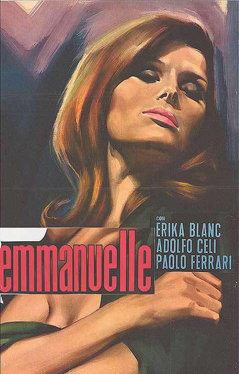 Emmanuelle film poster