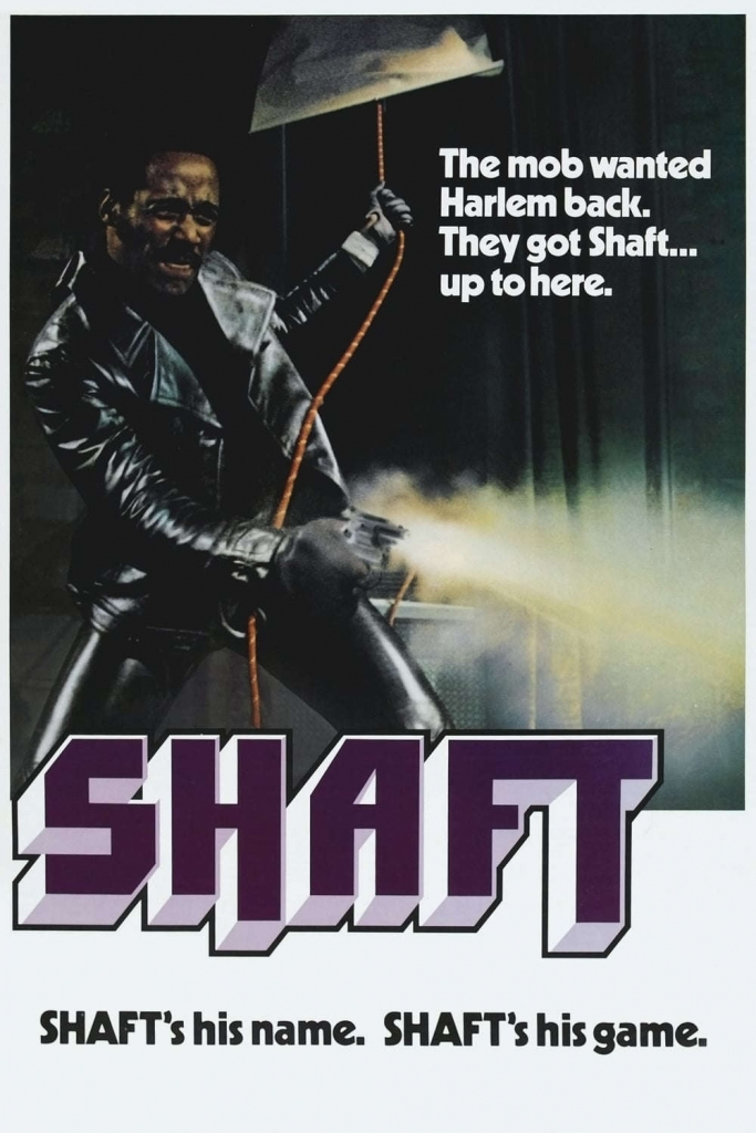 Shaft film poster